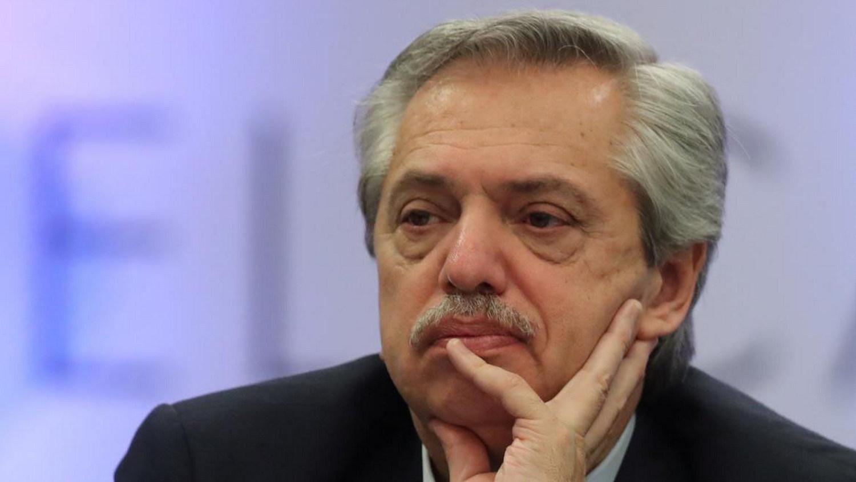 Se derrumba imagen positiva de Alberto Fernández por manejo de la pandemia