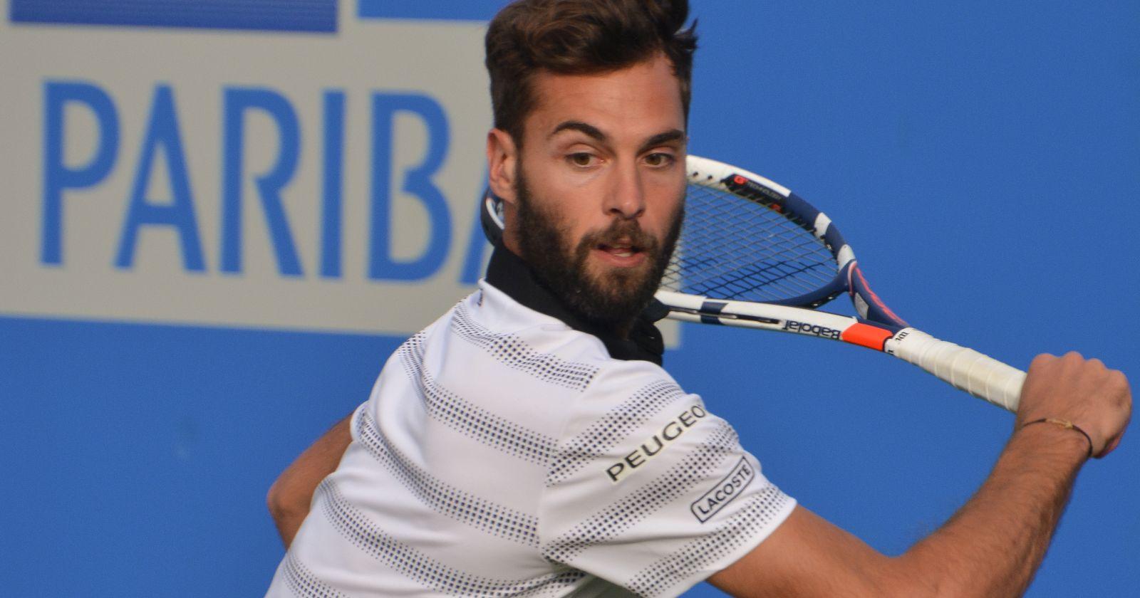 Tenista francés admitió que jugó el torneo de Hamburgo con COVID-19