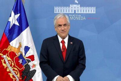 """La referencia de Piñera al estallido social en la ONU: """"El Gobierno escuchó y puso en marcha una nueva agenda"""""""