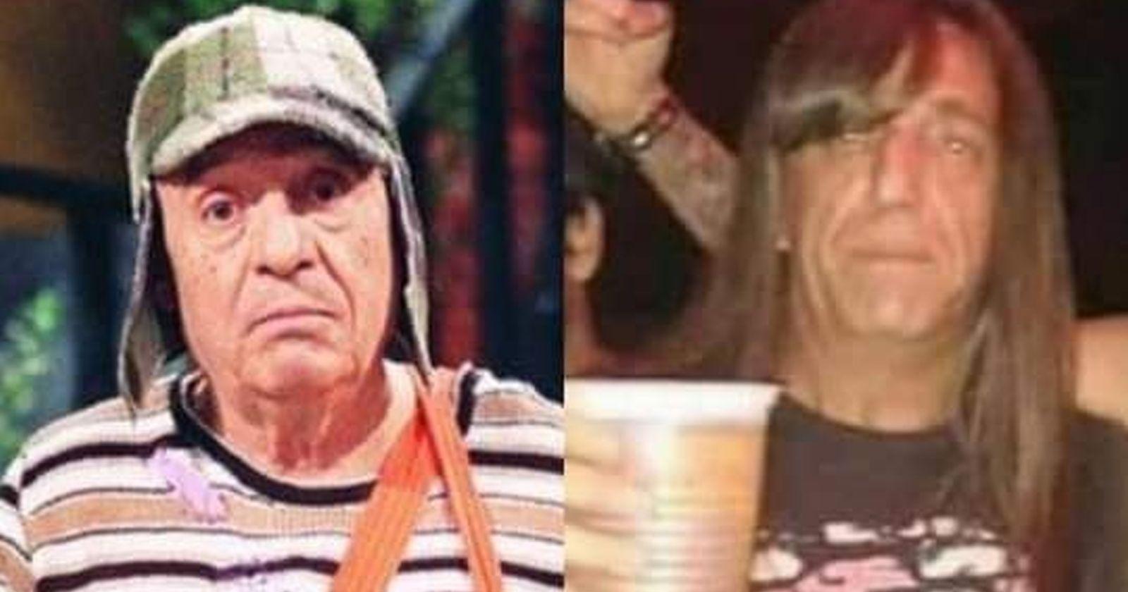 Quién es el metalero argentino que se parece al Chavo del 8