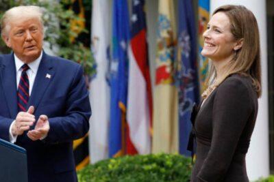 Donald Trump designa a jueza ultra conservadora en reemplazo de Ruth Bader Ginsburg