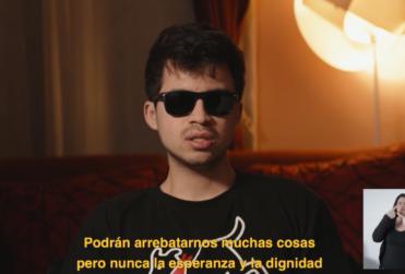 VIDEOS – Aparición de Gustavo Gatica, Pablo Roca y Satanás: lo que dejó la franja del plebiscito