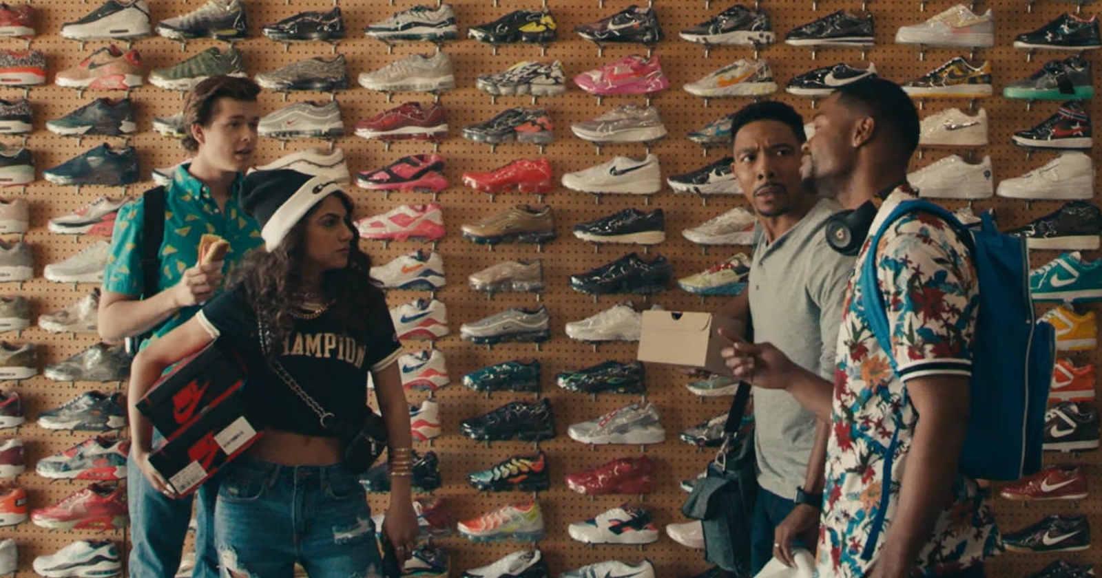 Sneakerheads: la nueva comedia de Netflix que gira en torno a las zapatillas
