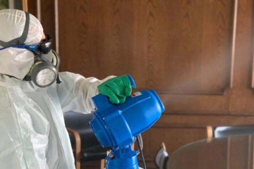 Tonina Clean, la pyme que ofrece servicios de limpieza y sanitización comercial e industrial