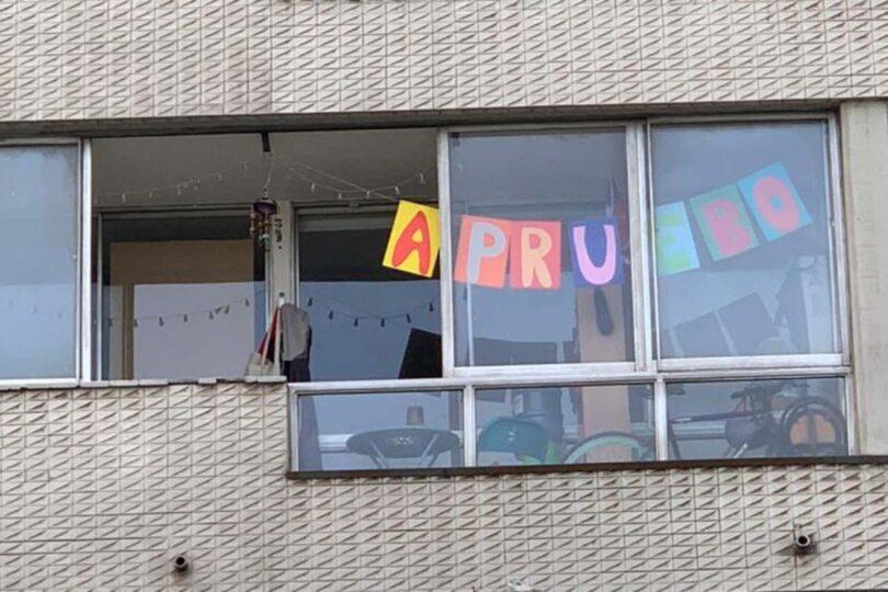 Vecinos en disputa por polémica normativa que prohíbe propaganda política en las Torres de Tajamar