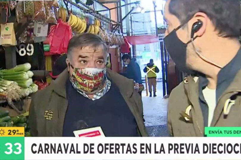 """El nuevo """"round"""" en vivo de notero del Bienvenidos con Arturo Guerrero"""