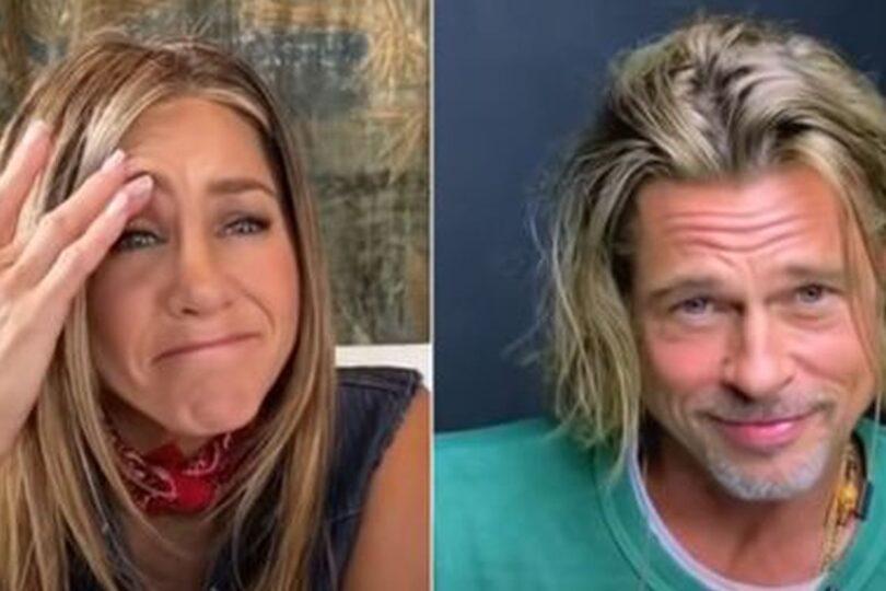 Los detalles del comentado reencuentro de Jennifer Aniston y Brad Pitt