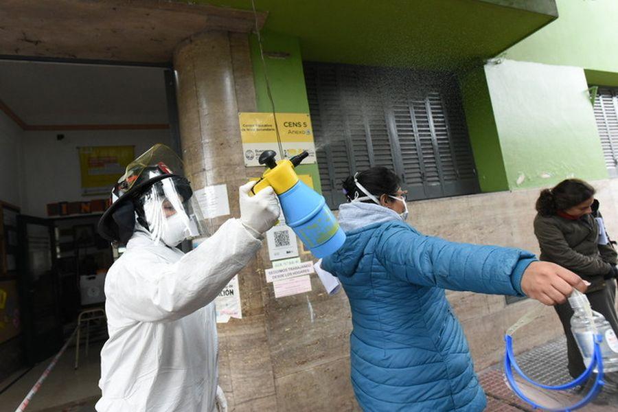 argentina chile coronavirus