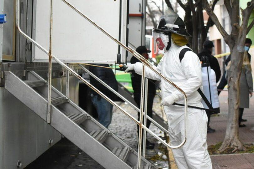 Argentina suma muertes ocurridas hace más de dos meses en su conteo diario de la pandemia