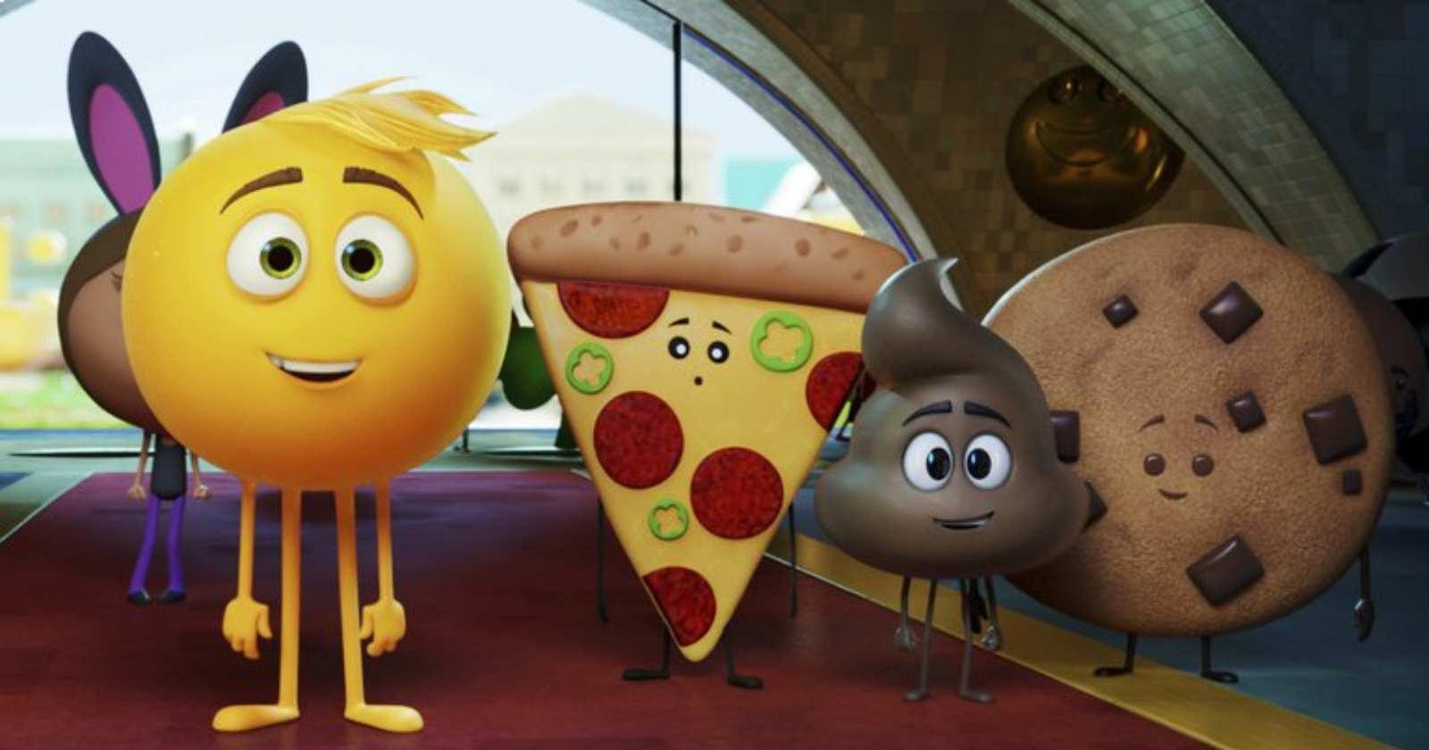 Emoji: la película, la apuesta de Netflix para el público infantil