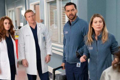 La última temporada de Grey's Anatomy ya está en Netflix
