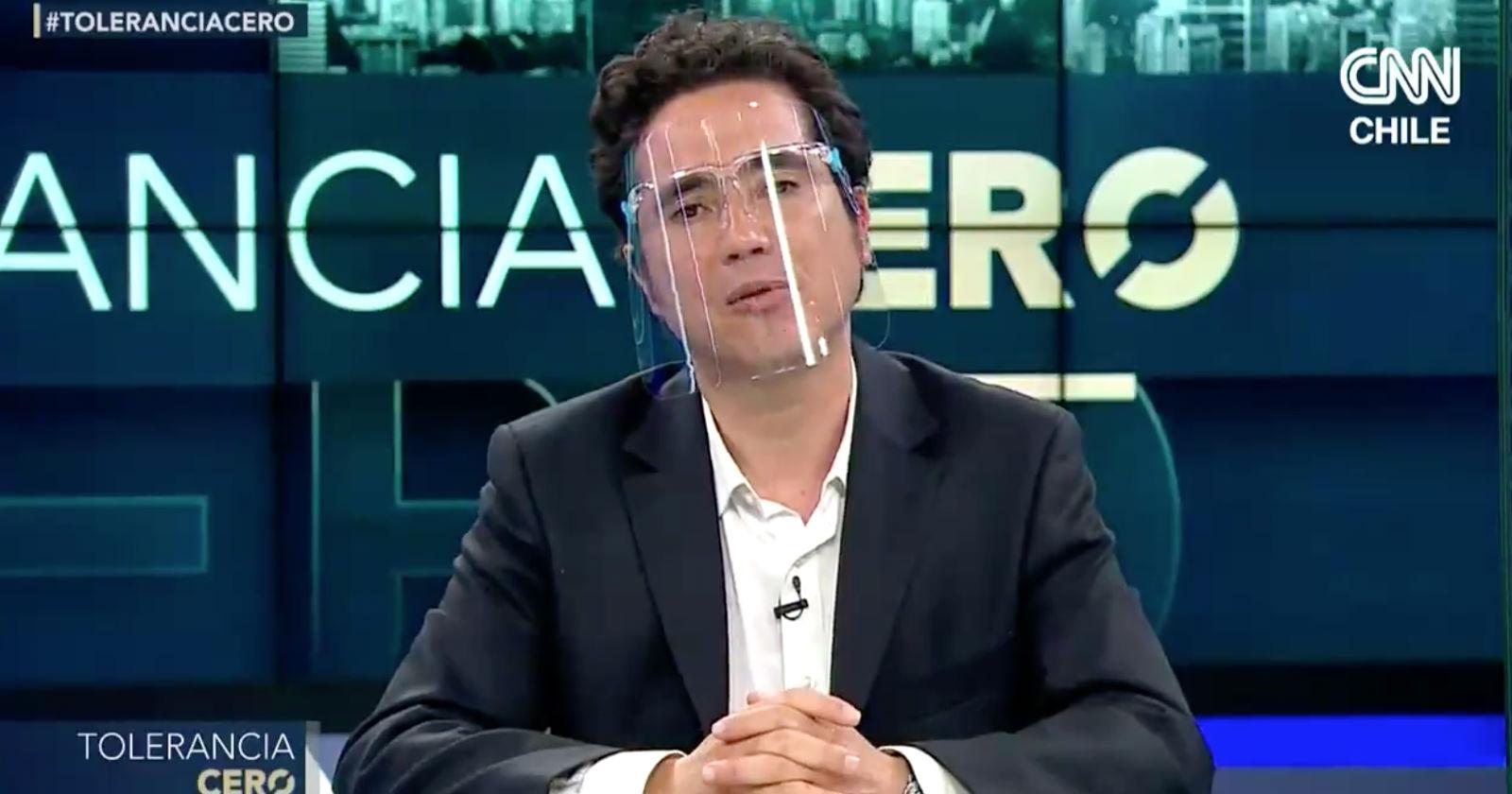 """Ministro Ignacio Briones en Tolerancia Cero: """"Hay que desdramatizar que gane el Apruebo"""""""