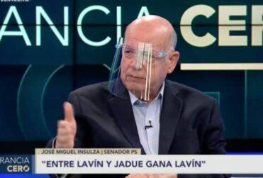"""José Miguel Insulza: """"Jadue no expresa un compromiso con la democracia; Lavín al menos sí"""""""