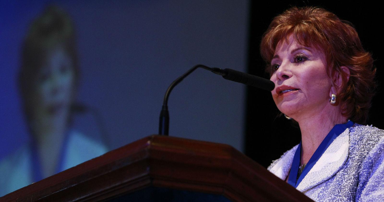 Isabel Allende obtiene el Premio Liber 2020 como la autora hispanoamericana más destacada