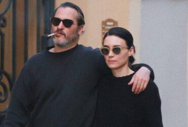 Joaquin Phoenix y Rooney Mara se convirtieron en padres