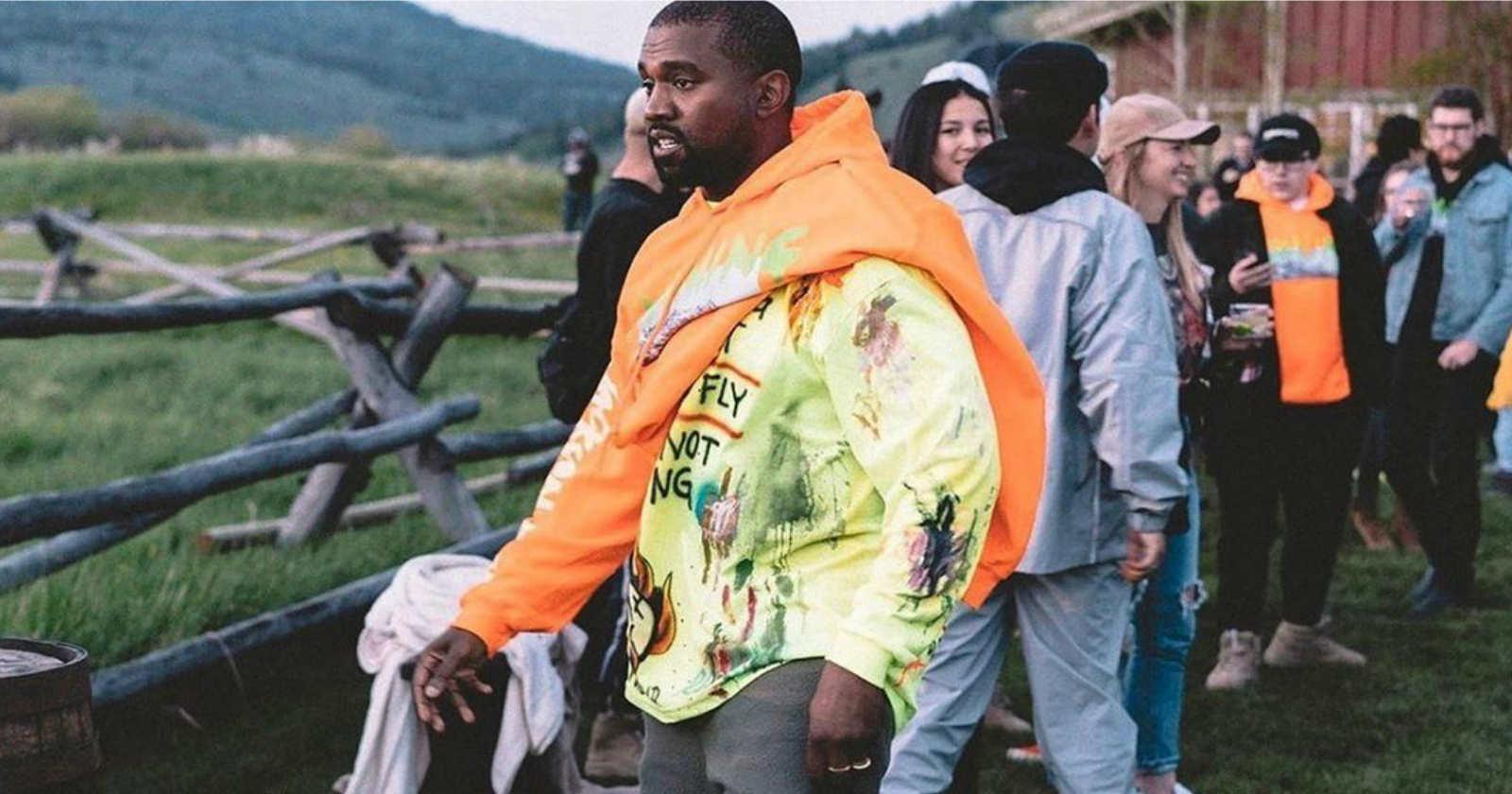 VIDEO – La polémica Kanye West con las discográficas: se grabó orinando en uno de sus Grammy
