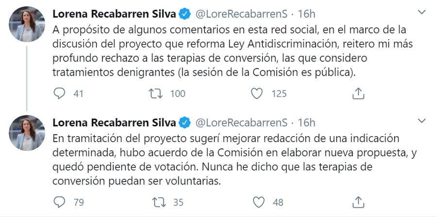 lorena recabarren