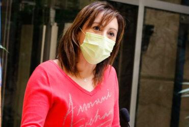 """Loreto Carvajal niega evasión en control sanitario: """"Encuentro insólito esto"""""""