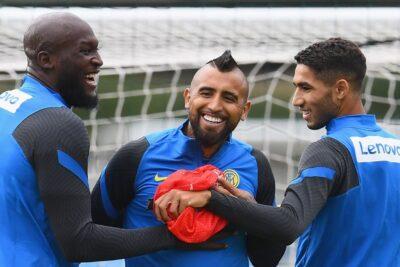 """Romelu Lukaku: """"Arturo Vidal es un jugador de mucha calidad"""""""