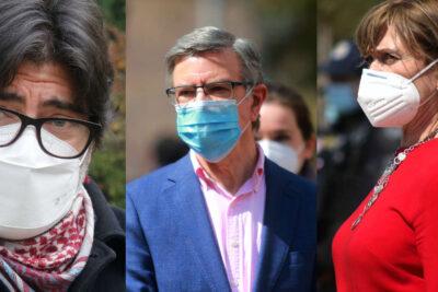 Cadem: Lavín, Jadue y Matthei empatan en preferencias presidenciales