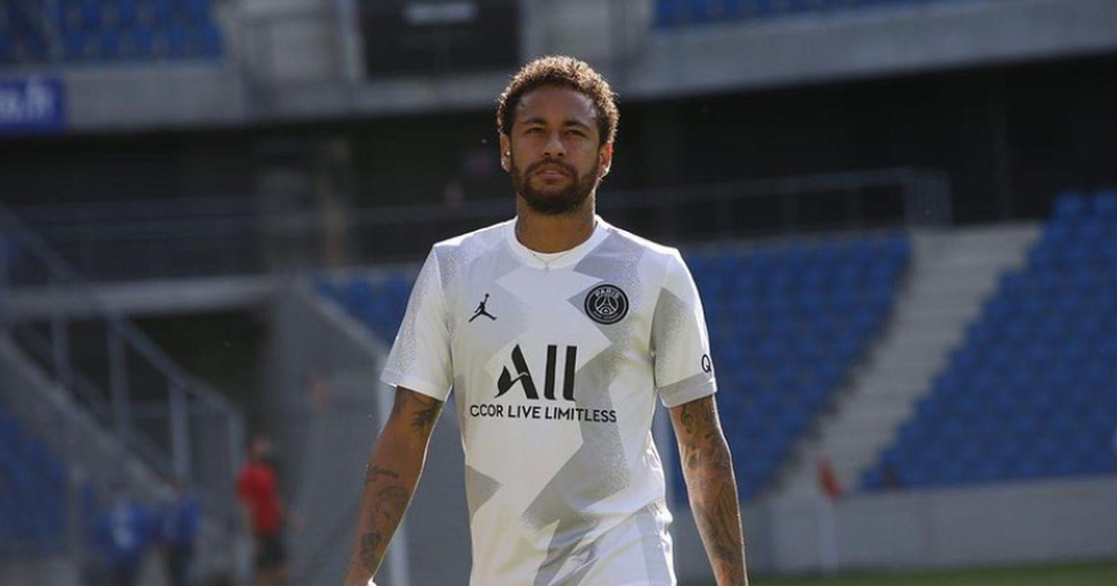 """""""Neymar es uno de los jugadores del PSG que dieron positivo por coronavirus"""""""
