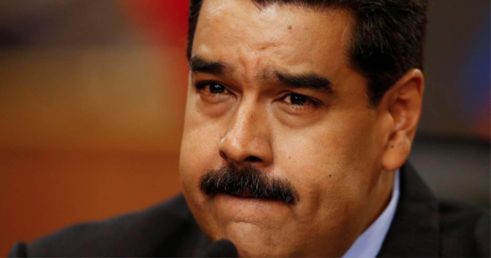 Nicolás Maduro admite que Venezuela sufrió caída del 99% de sus ingresos petroleros