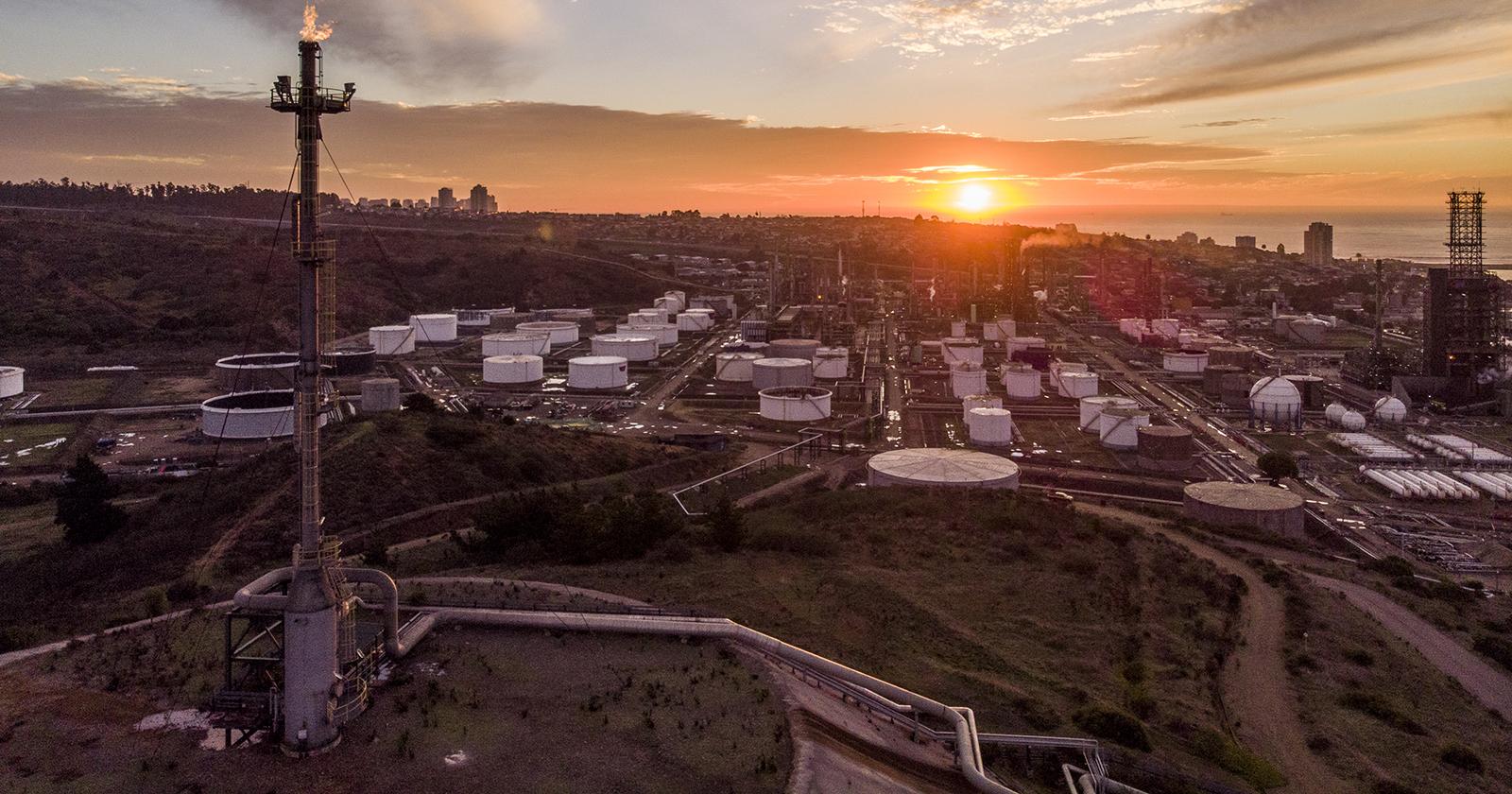 """""""Enap Refinería Aconcagua continúa trabajando en materia de Eficiencia Energética"""""""