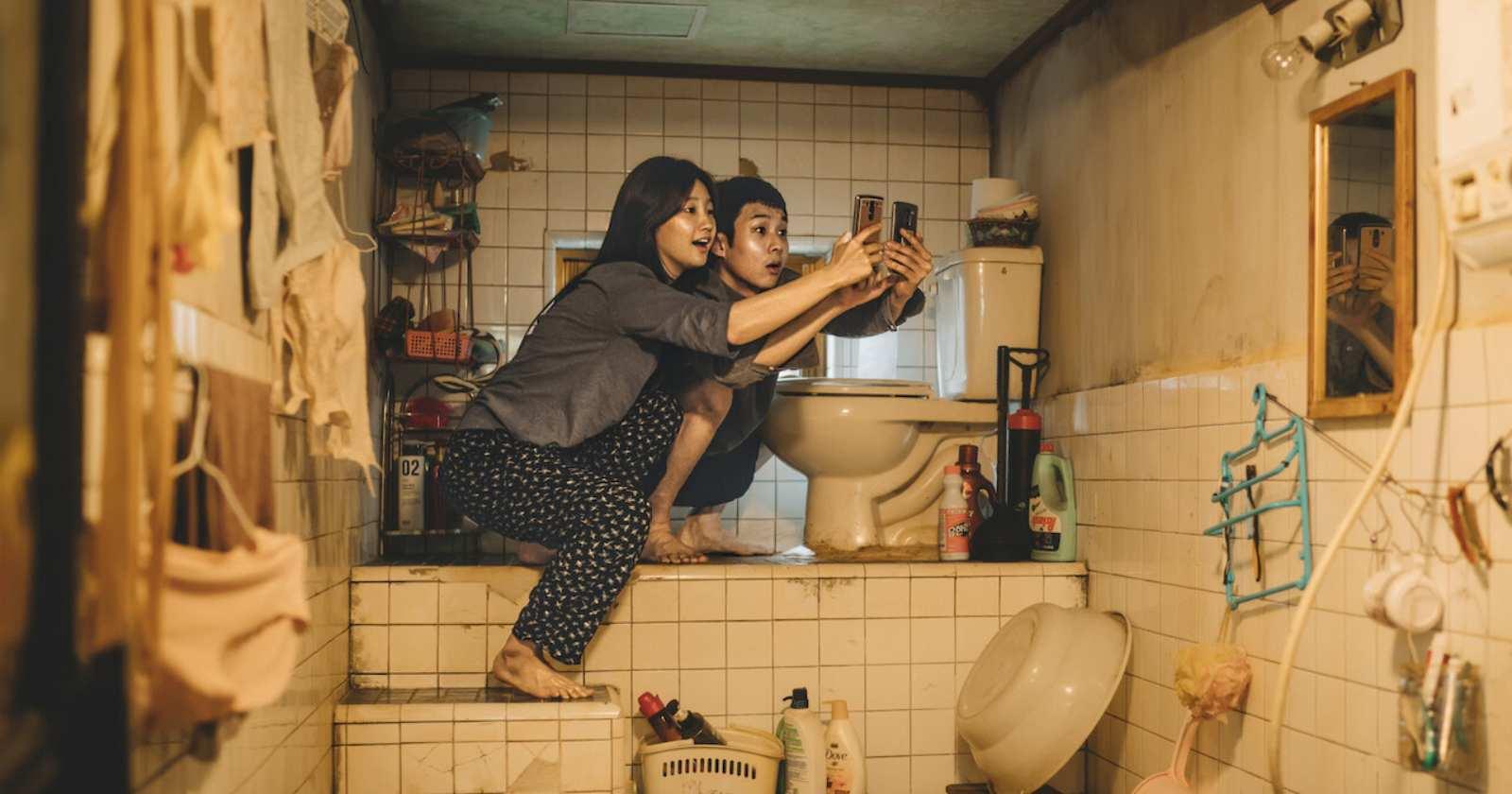 Parasite, la ganadora del Oscar que llegó a Netflix