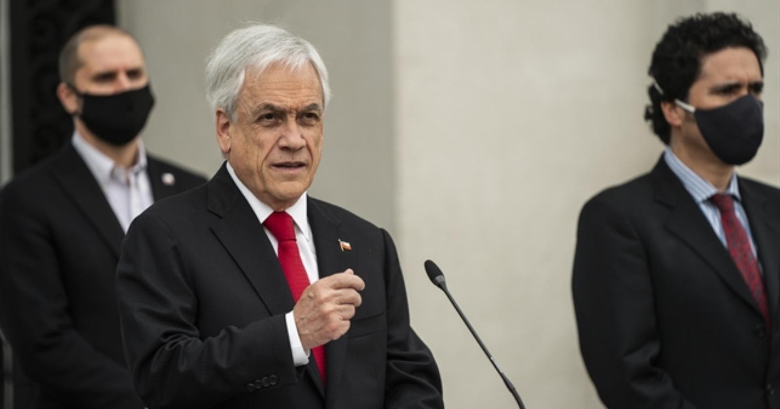 Piñera llama a no