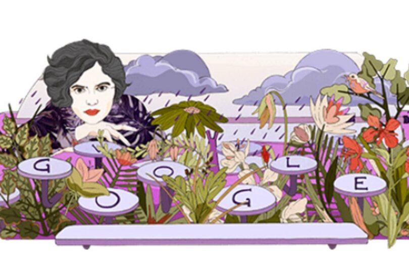 Mascha Kaléko, la poeta judía que Google homenajeó en su doodle