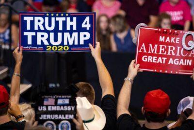 QAnon: la fábrica de mentiras de la ultraderecha de Estados Unidos