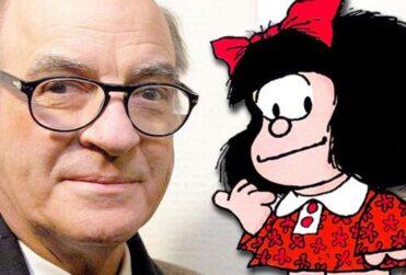 A los 88 años murió Quino, el creador de Mafalda