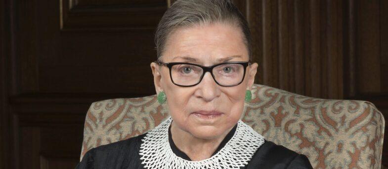 Muerte de la jueza Ruth Bader Ginsburg remece a Estados Unidos en plena campaña presidencial