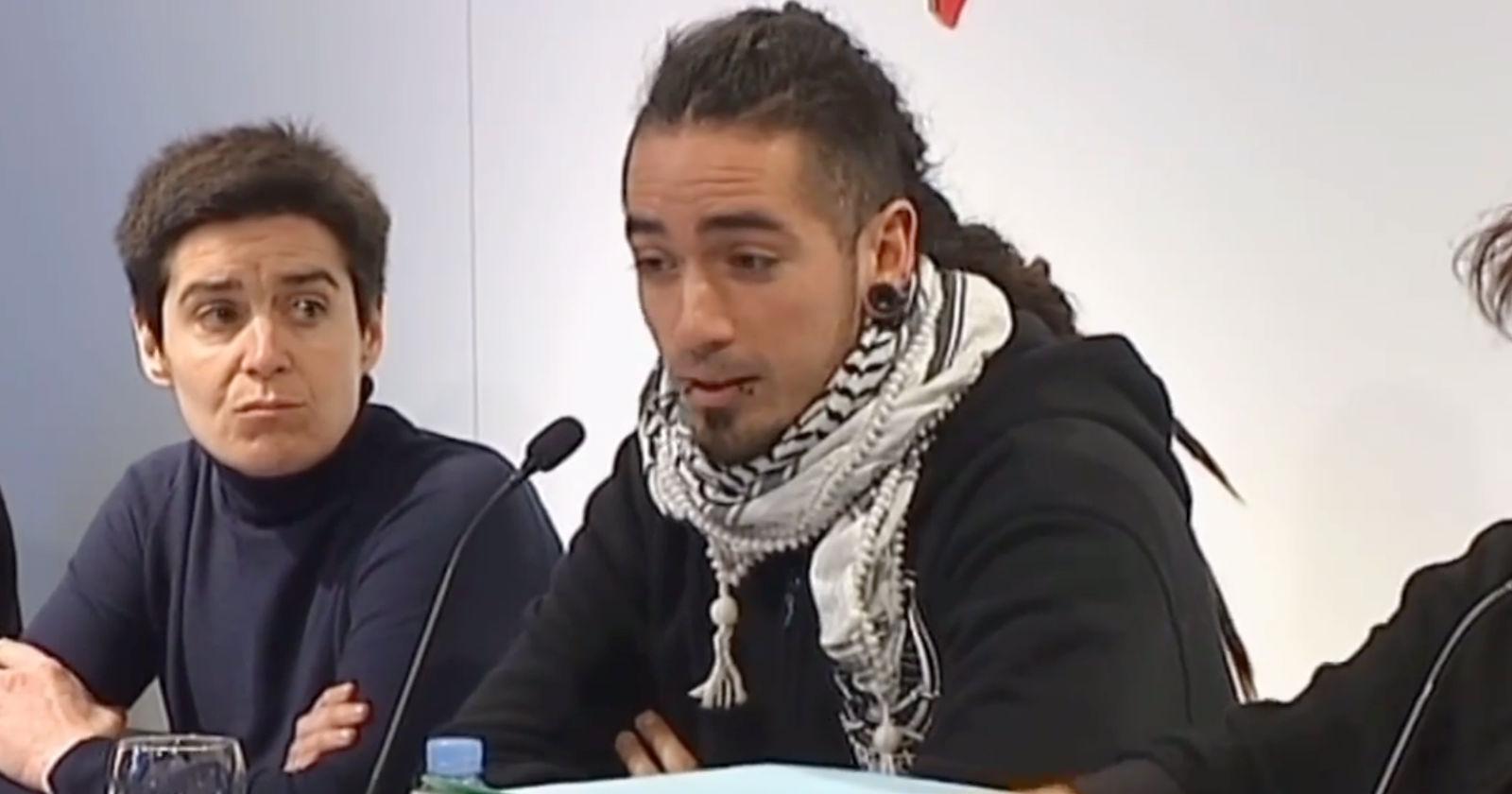 Anarquista chileno Rodrigo Lanza condenado a 20 años por asesinato