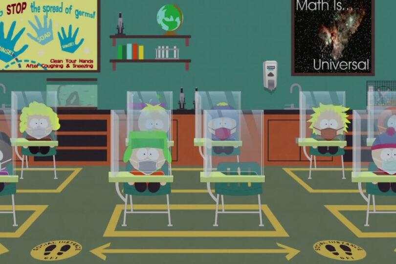 Especial pandémico: anuncian capítulo de larga duración de South Park por el coronavirus