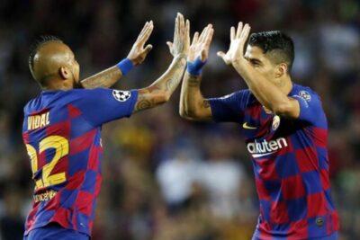 """El mensaje de Arturo Vidal a Luis Suárez: """"Siento que vamos a estar cerca toda la vida"""""""