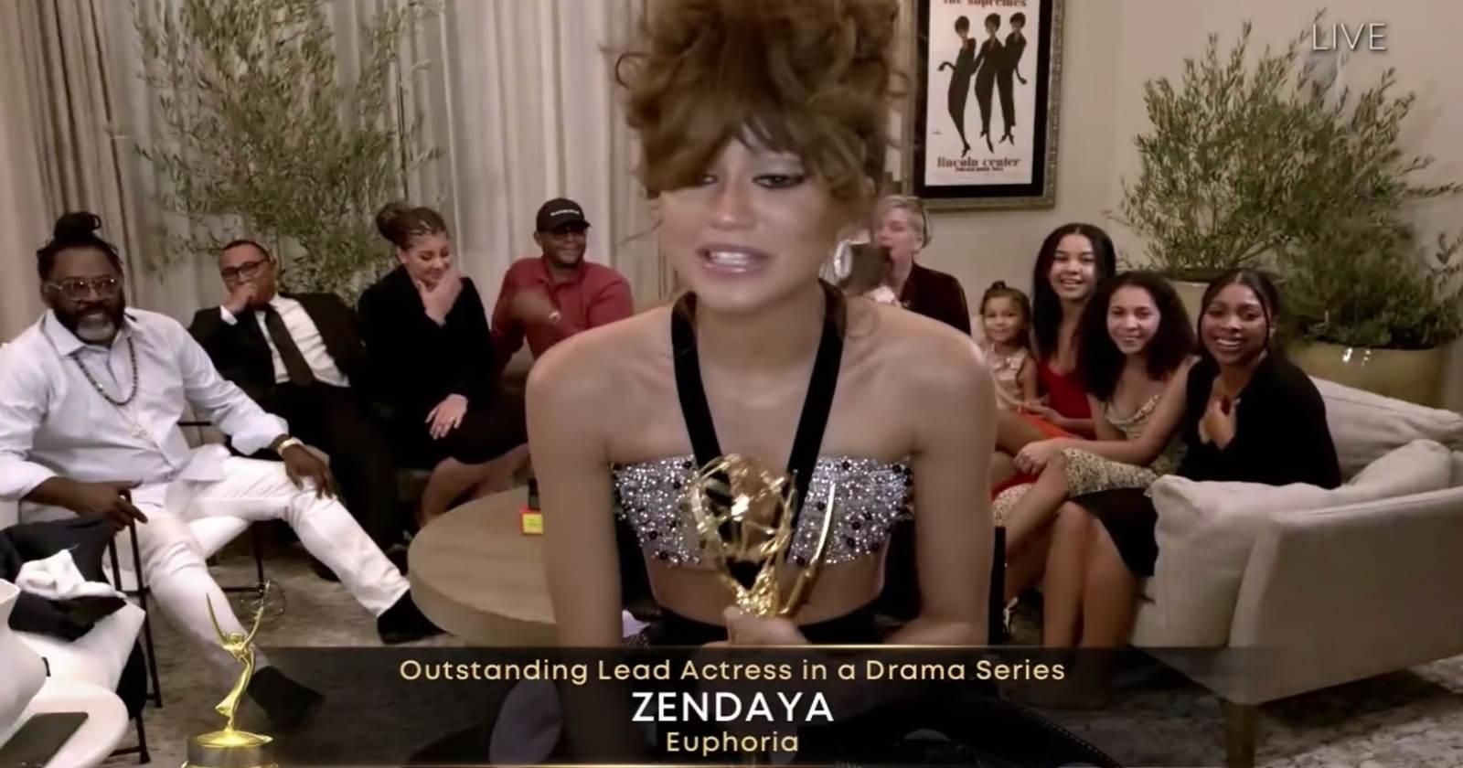 De la aclamada Shitt's Creek al récord de Zendaya: los ganadores de los premios Emmy 2020
