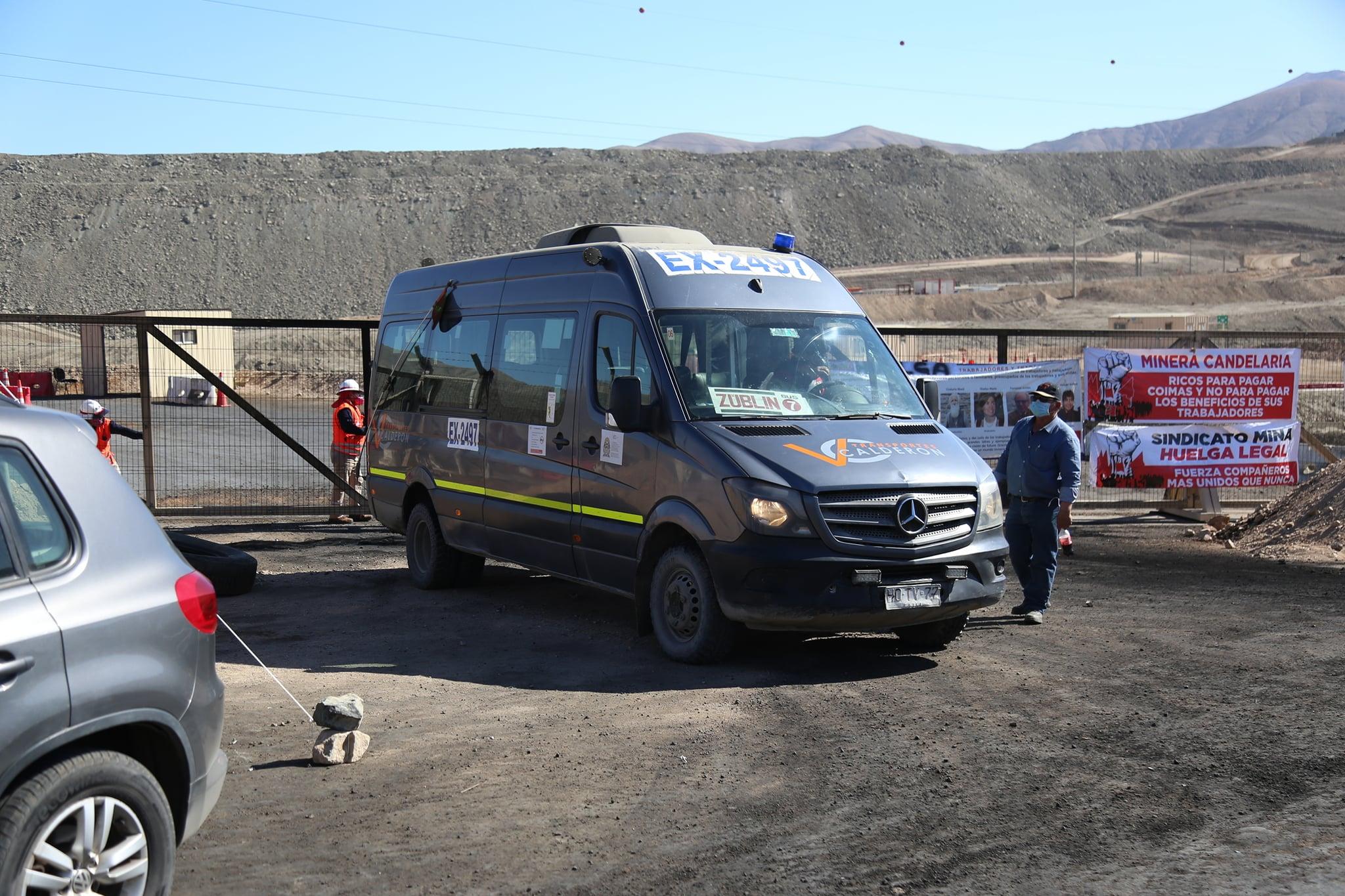 Huelga de mina Candelaria: sindicatos rechazaron bono de $11 millones