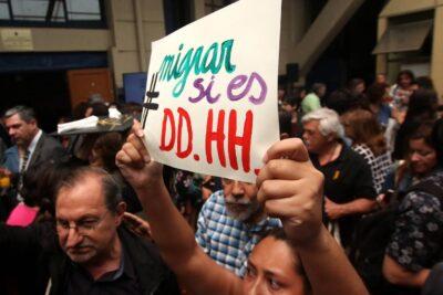 Funcionarios del INDH serán investigados por ingreso irregular de venezolanos