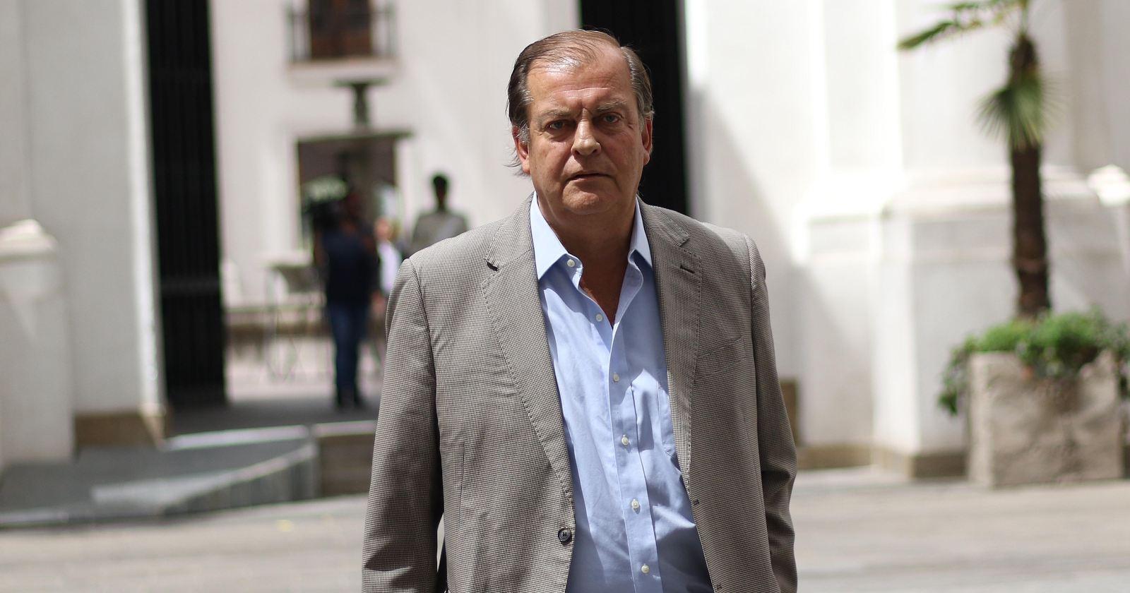 Francisco Vidal anuncia lanzamiento de candidatura presidencial