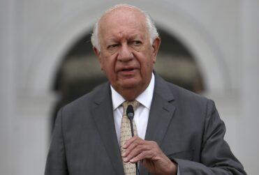 """Ricardo Lagos: """"El ciclo de Pinochet se cerró, pero queda el remanente de su Constitución"""""""