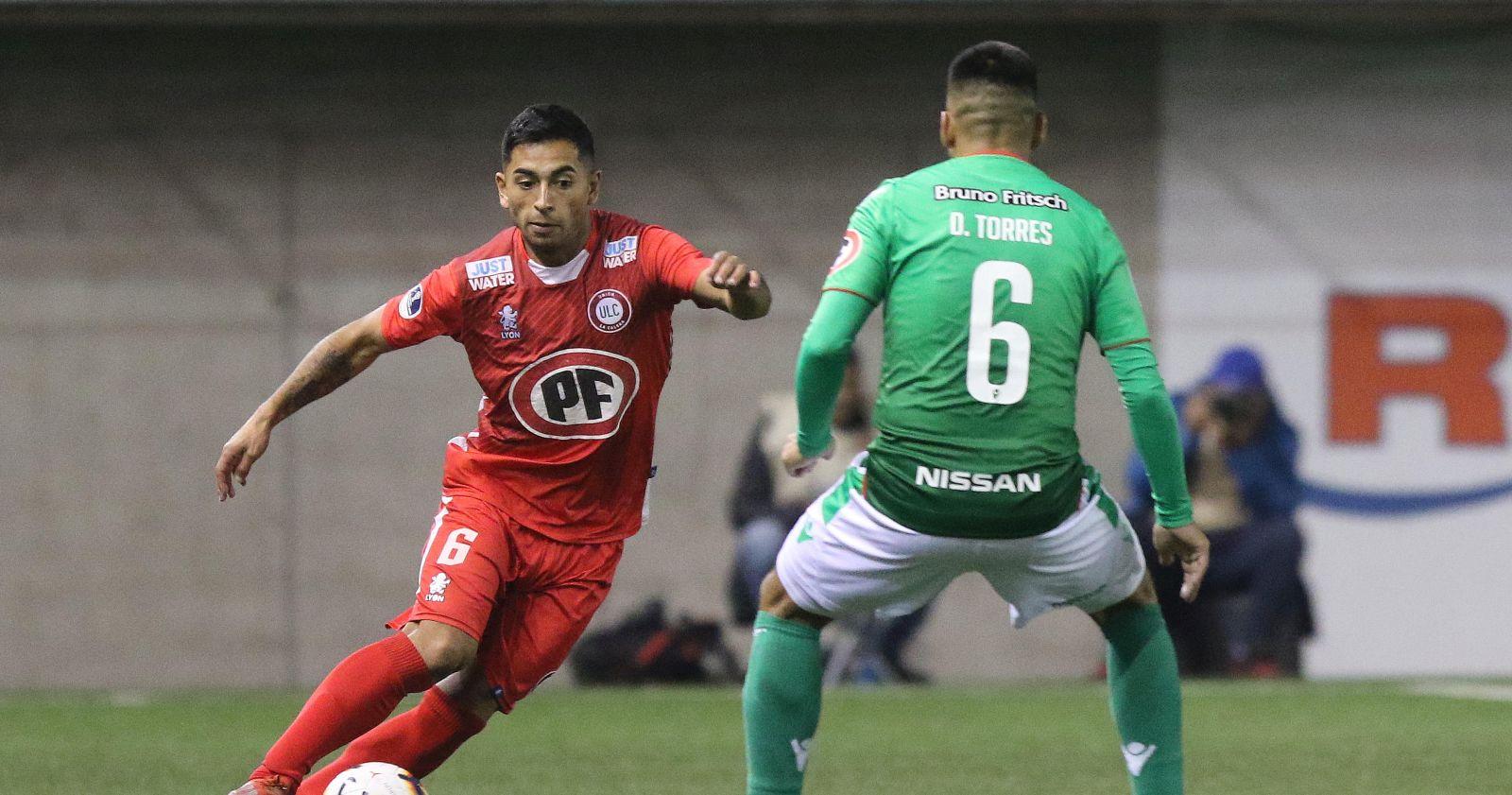 Yonathan Andía es convocado de urgencia a la Roja tras lesión de Guillermo Soto