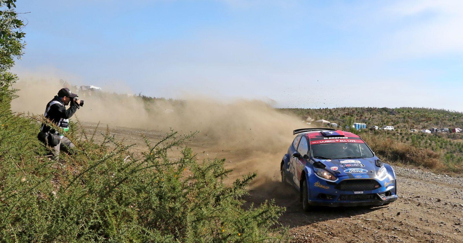 Chile recibirá nuevamente el Mundial de Rally en 2021