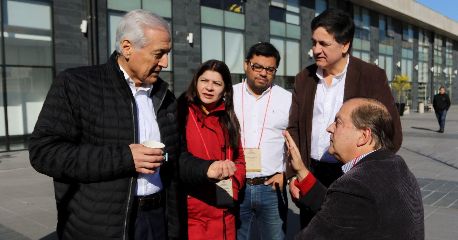 Heraldo Muñoz confirma disponibilidad para ser candidato presidencial