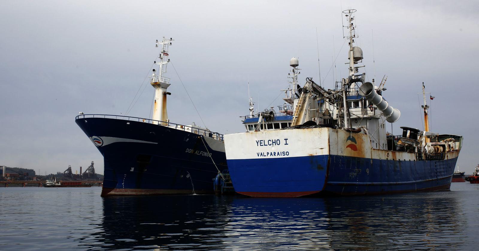 Pesqueras alertan inminente llegada de flota extranjera a zona exclusiva de Chile