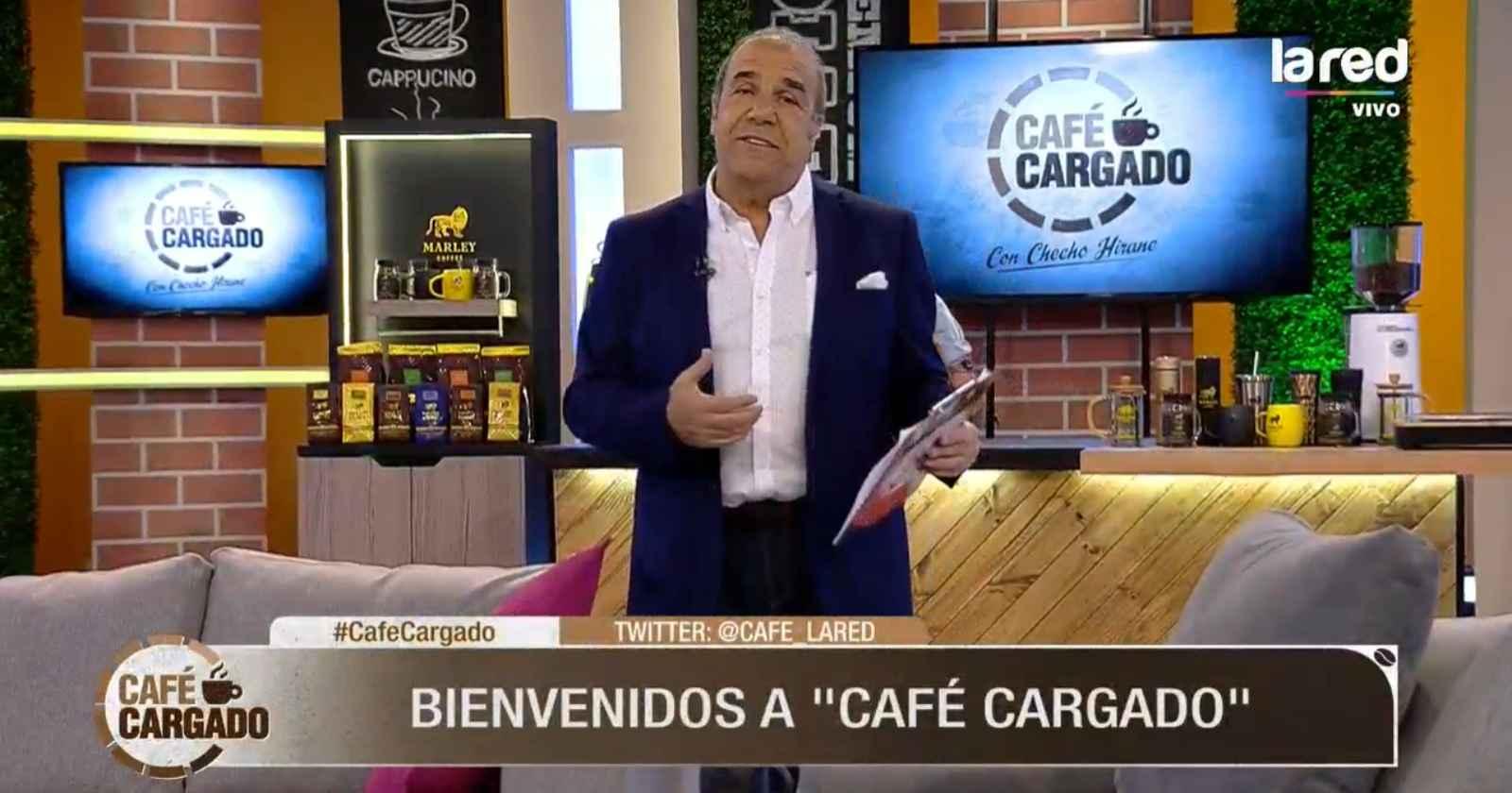 """""""Nuevo programa de Checho Hirane debutó con 0 puntos de rating"""""""