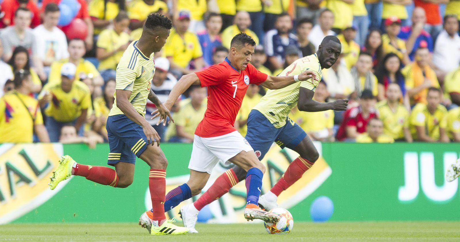 Chile buscará sumar sus primeros puntos en las clasificatorias ante Colombia