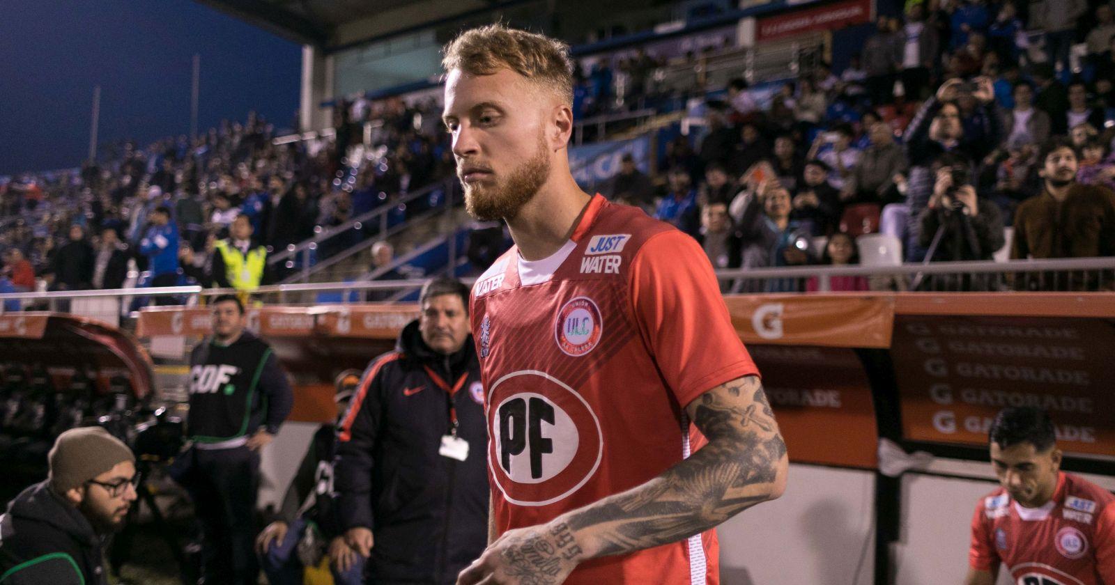 Thomas Rodríguez fue liberado del microciclo de la Roja por lesión