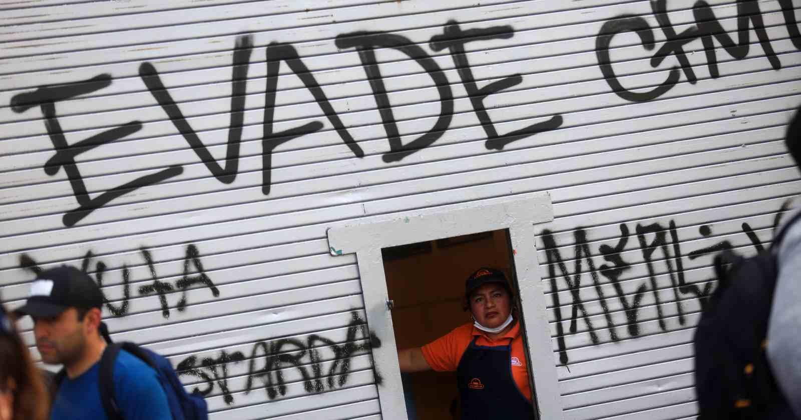 El duro golpe a la economía chilena que dejó el estallido social