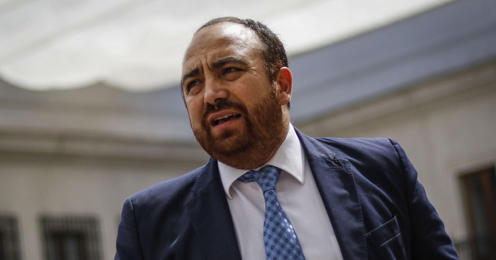 Fuad Chahín cuestiona al PC por no acudir a cierre de campaña del Apruebo